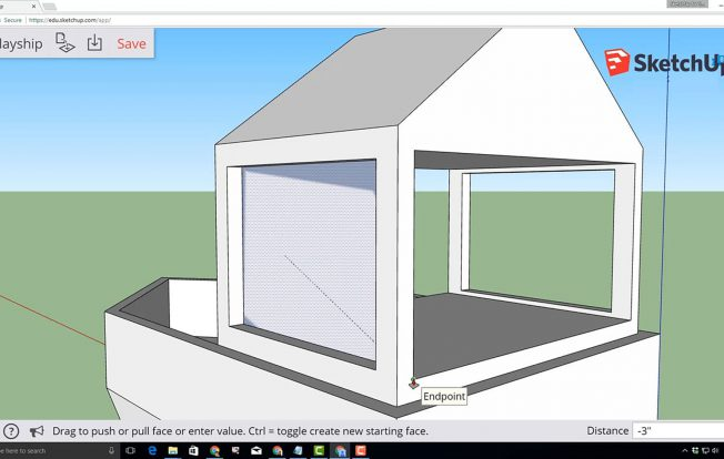 3d cad sketch up
