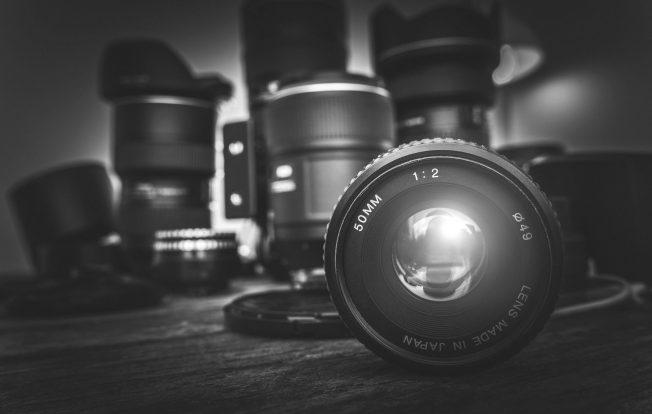 Camera grey