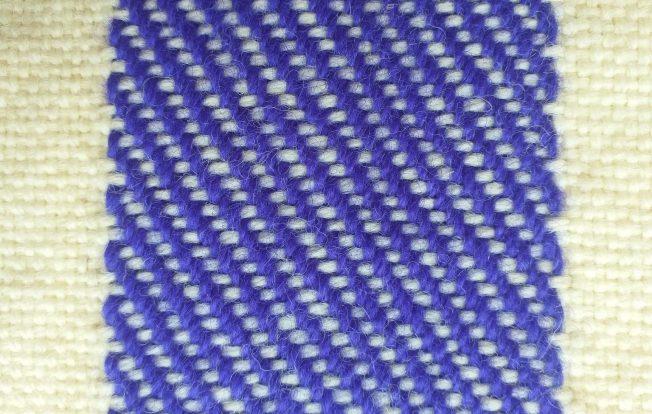 Weave detail